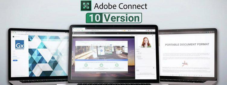 دانلود نرم افزار ادوبی کانکت نسخه اندروید و ویندوز برای گوشی Adobe Connect